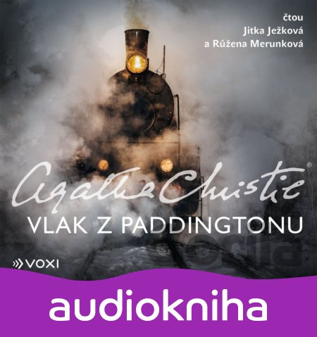Audiokniha Vlak z Paddingtonu - Agatha Christie