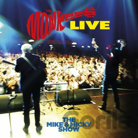CD album Monkees: Mike And Micky Show