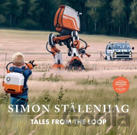 Kniha Tales from the Loop - Simon Stalenhag