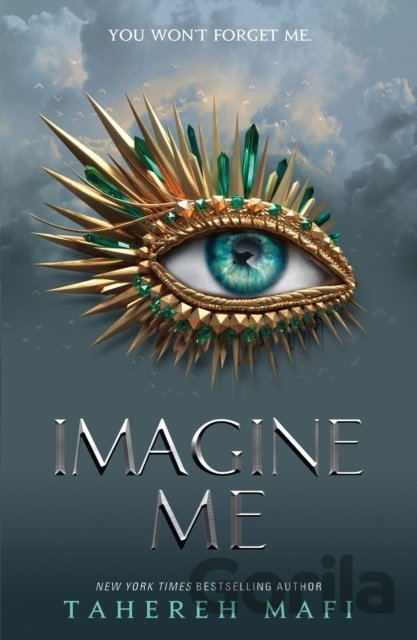 Kniha Imagine Me - Tahereh Mafi