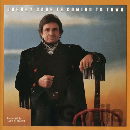 Johnny Cash: Johnny Cash Is Coming To Town LP