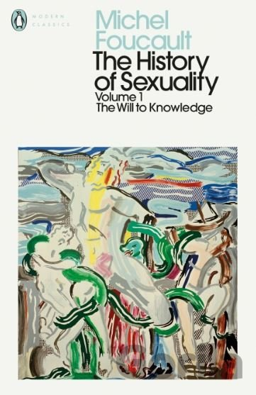 Kniha The History of Sexuality 1 - Michel Foucault
