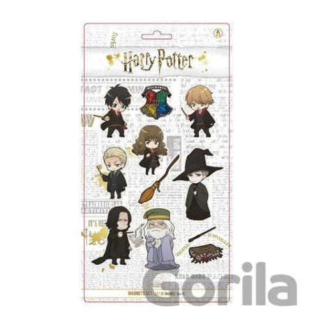 Sada magnetiek Harry Potter - Set C