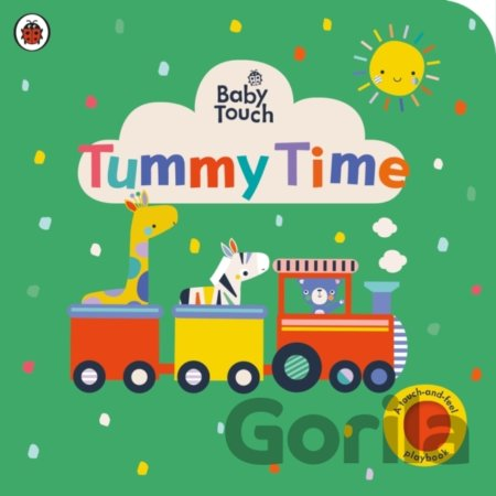 Kniha Baby Touch: Tummy Time -