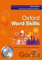 Kniha Oxford Word Skills - Intermediate - Ruth Gairns, Stuart Redman