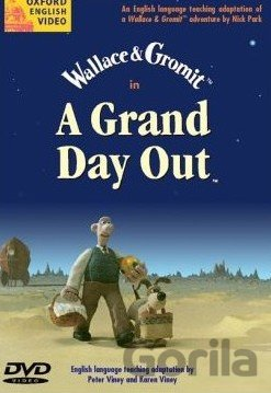 Grand Day Out DVD (Park, N. - Viney, P. + K.) [DVD] - Nick Park, Peter Viney, Karen Viney