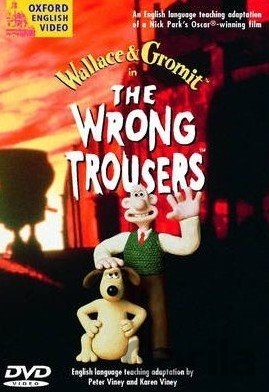 Wrong Trousers DVD (Park, N. - Baker, B. - Viney, P. + K.) [DVD] - Nick Park, Bob Baker, Peter Viney, Karen Viney