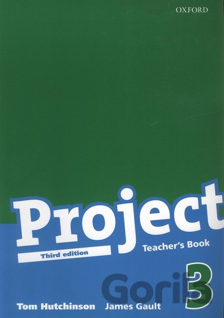 Kniha Project, 3rd Edition 3 Teacher's Book (Hutchinson, T.) [Paperback] - Tom Hutchinson
