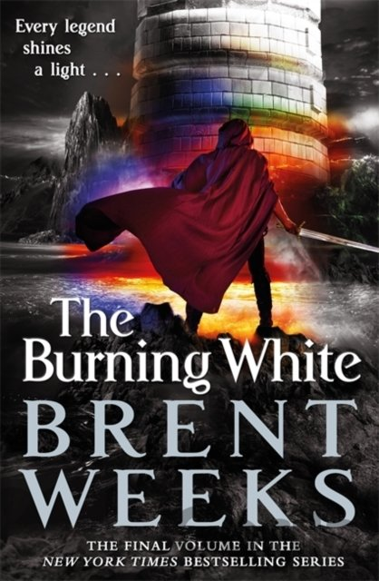 Kniha The Burning White - Brent Weeks