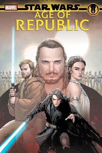 Kniha Star Wars: Age of Republic - Jody Houser, Ethan Sacks