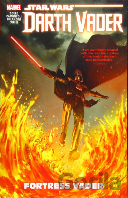 Kniha Star Wars: Darth Vader - Dark Lord Of The Sith Vol. 4: Fortress Vader - Charles Soule