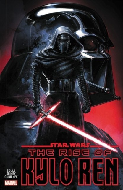 Kniha Star Wars: The Rise of Kylo Ren - Charles Soule