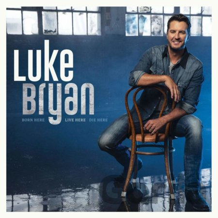 CD album Luke Bryan: Born Here Live Here Die