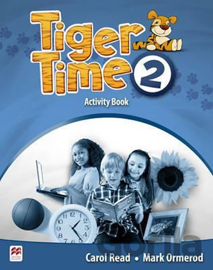Kniha Tiger Time 2: Activity Book - Carol Read