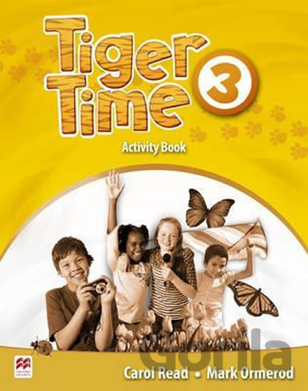 Kniha Tiger Time 3: Activity Book - Carol Read