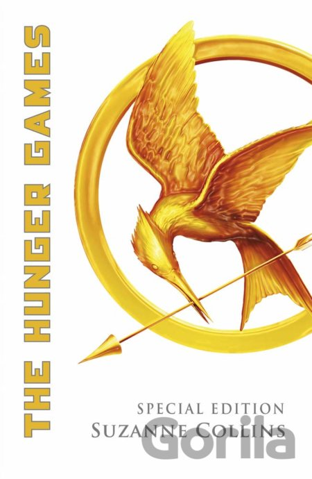 Kniha The Hunger Games - Suzanne Collins