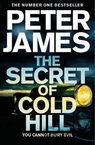 Kniha The Secret of Cold Hill - Peter James
