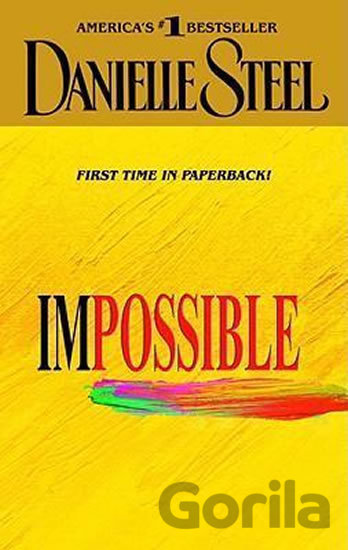 Kniha Impossible - Danielle Steel