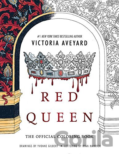 Kniha Red Queen - Victoria Aveyard