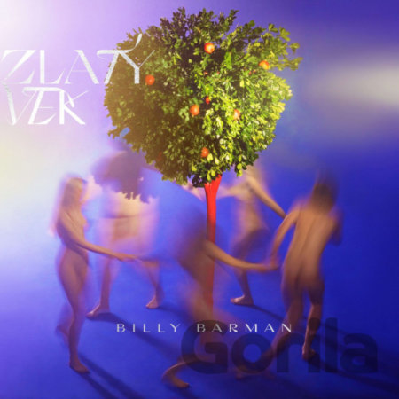 CD album Billy Barman: Zlatý vek