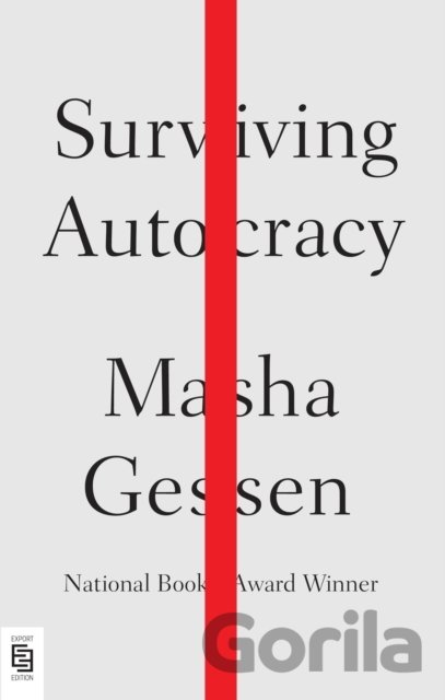 Kniha Surviving Autocracy - Masha Gessen