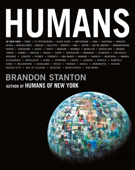 Kniha Humans - Brandon Stanton