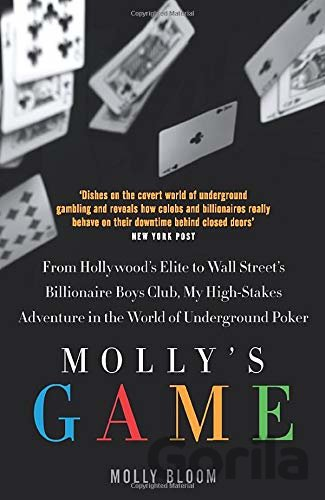 Kniha Molly's Game - Molly Bloom