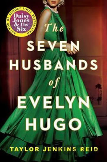 Kniha The Seven Husbands of Evelyn Hugo - Taylor Jenkins Reid