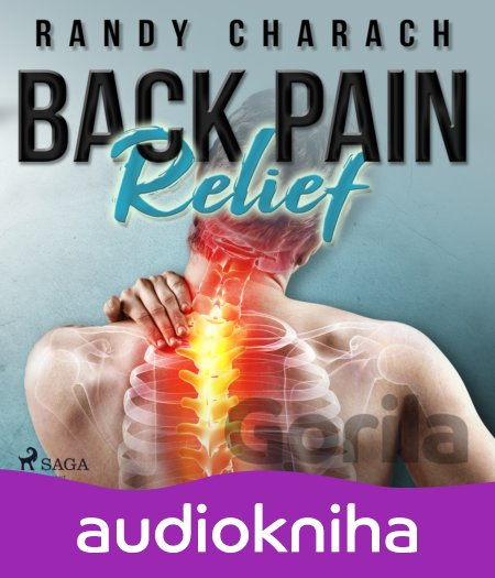 Audiokniha Back Pain Relief (EN) - Randy Charach