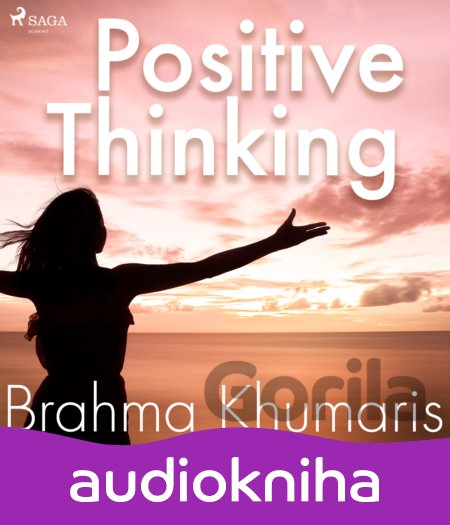 Audiokniha Positive Thinking (EN) - Brahma Khumaris