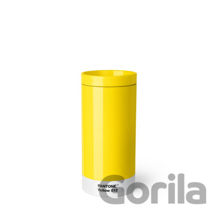 PANTONE To Go Cup - Yellow 012