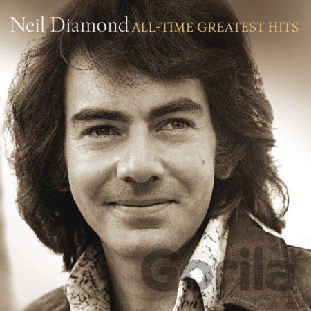 Neil Diamond: All-Time Greatest Hits LP