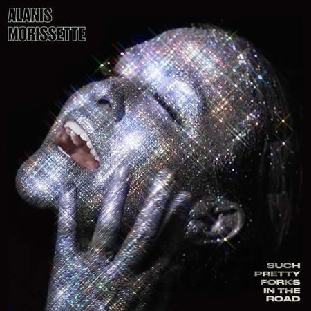 CD album Alanis Morissette: Such Pretty Forks In The Road