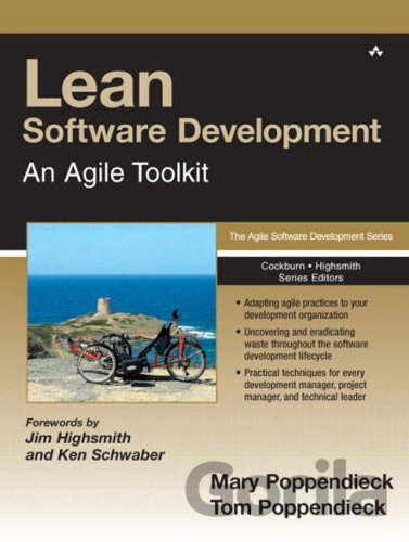 Kniha Lean Software Development - Mary Poppendieck, Tom Poppendieck