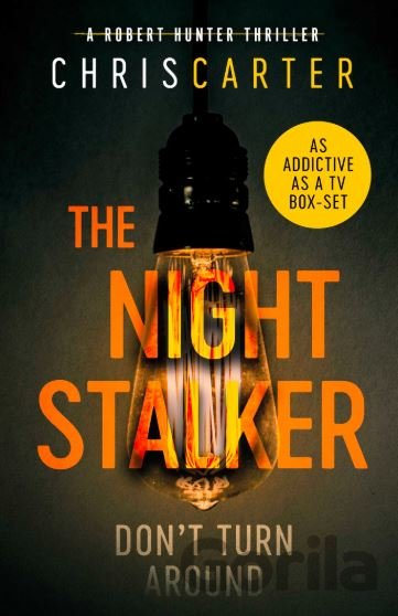 Kniha The Night Stalker - Chris Carter