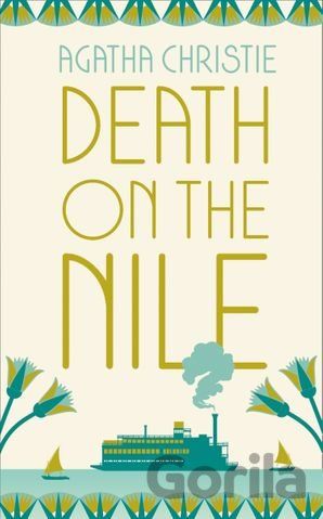 Kniha Death on the Nile - Agatha Christie