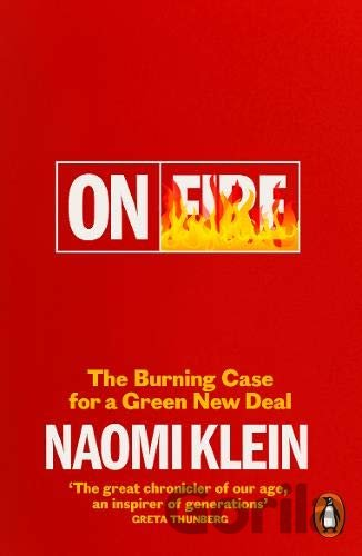 Kniha On Fire - Naomi Klein