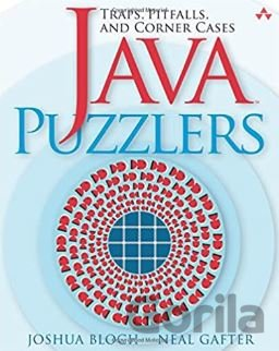 Kniha Java Puzzlers - Joshua Bloch, Neal Gafter