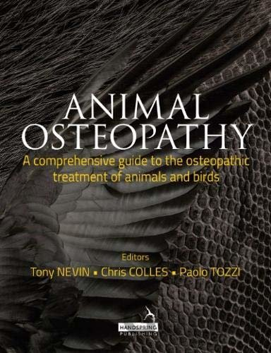 Kniha Animal Osteopathy - Anthony Nevin (Editor), Christopher Colles (Editor), Paolo Tozzi (Editor)