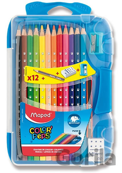 Maped - Pastelky Color´Peps Smart Box 12 ks