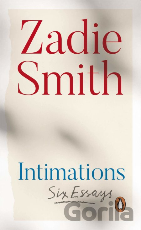 Kniha Intimations - Zadie Smith