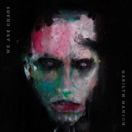 CD album Marilyn Manson: We Are Chaos