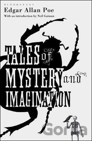 Kniha Tales of Mystery and Imagination - Edgar Alan Poe