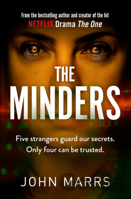Kniha The Minders - John Marrs
