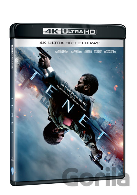 UltraHDBlu-ray Tenet Ultra HD Blu-ray - Christopher Nolan