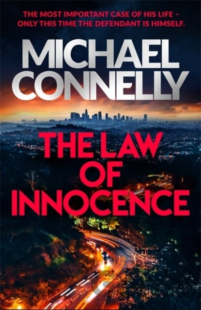 Kniha The Law of Innocence - Michael Connelly
