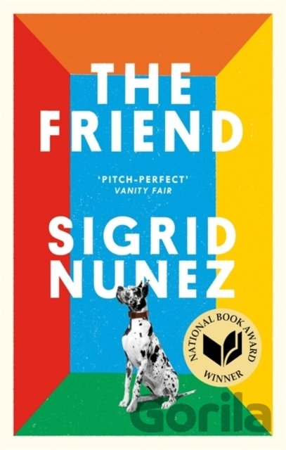 Kniha The Friend - Sigrid Nunez