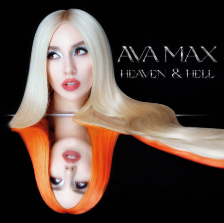 CD album Ava Max: Heaven & Hell