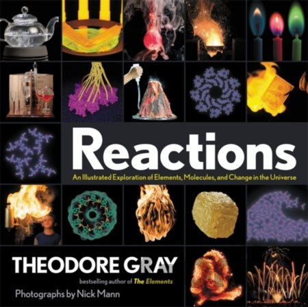 Kniha Reactions - Theodore Gray