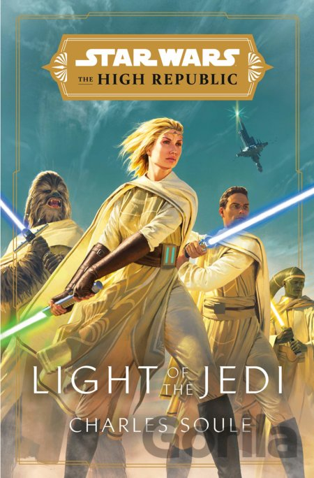 Kniha Star Wars: Light of the Jedi - Charles Soule